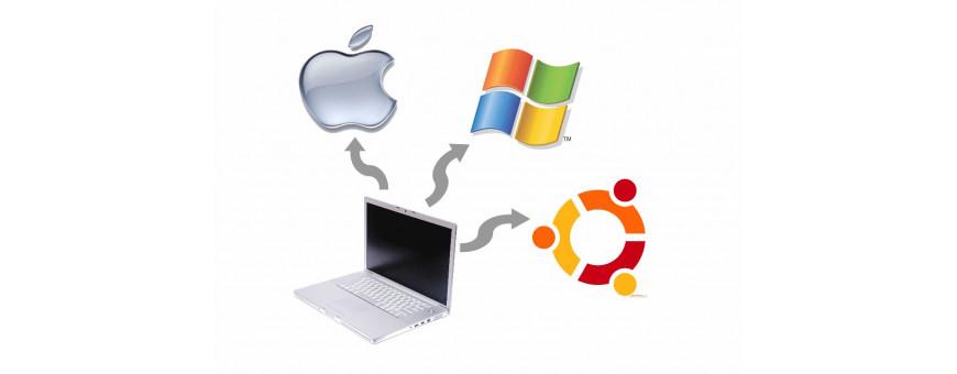Операционные системы: MS Windows 7, MS Windows XP