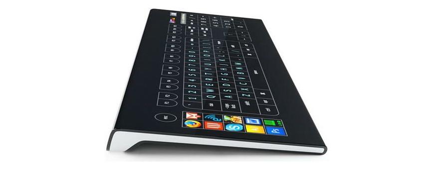 Клавиатуры: проводные, беспроводные, комплекты
